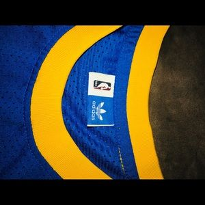 Allen Iverson Nuggets Throwback Jersey Adidas